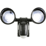 Battery Twin LED Floodlight with PIR by lyyt, Part Number 154.850UK