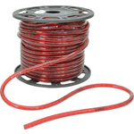 Tubelight, 230V, 45m reel, Red - price per m by lyyt, Part Number 155.010UK