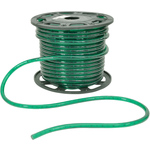 Tubelight, 230V, 45m reel, Green - price per m by lyyt, Part Number 155.025UK