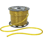 Tubelight, 230V, 45m reel, yellow - price per m by lyyt, Part Number 155.030UK