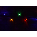 90 LEDs heavy duty string Light - Multicolour RGBA by lyyt, Part Number 155.408UK