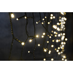 240 LED Indoor Icicle String Lights with Timer Control WW by lyyt, Part Number 155.416UK