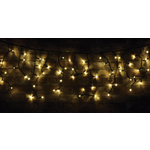 100 LED Connectable Icicle String Light WW by lyyt, Part Number 155.445UK
