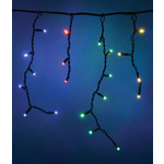 100 LED Connectable Icicle String Light MC by lyyt, Part Number 155.446UK