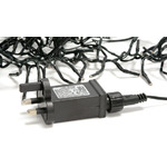 240LED Static Twinkle Cluster Light CW by lyyt, Part Number 155.497UK