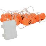 20 x 3D Pumpkin Battery Lights by QTX, Part Number 155.528UK