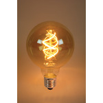 G95 Spiral Filament Lamp E27 5W by lyyt, Part Number 157.905UK