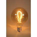 G95 Loop Filament Lamp E27 5W by lyyt, Part Number 157.906UK