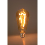 ST64 Loop Filament Lamp E27 5W by lyyt, Part Number 157.909UK