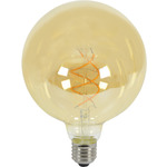 G125 Spiral Fl Bulb E27 5W Dim by lyyt, Part Number 157.924UK