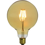G125 LED Filament Bulb E27 4W Dimmable by lyyt, Part Number 157.986UK