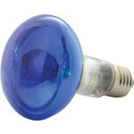 Reflector Lamp, R80, E27, Blue by QTX, Part Number 160.003UK