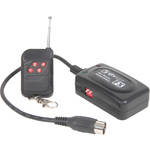 Wireless Remote for Smoke/Haze Machines by QTX, Part Number 160.460UK