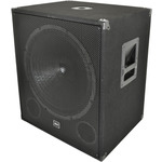 "QT18S Bass box 45cm (18"") - 500W by QTX, Part Number 170.754UK"
