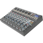 CM8-LIVE compact mixer with delay + USB/SD player by Citronic, Part Number 170.802UK