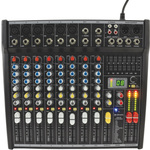 CSL-10 Mixing Console 10 input by Citronic, Part Number 170.853UK