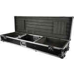 FlightCase for 8U 19in Mixer and 2 x CD Players/turntable by Citronic, Part Number 171.709UK
