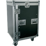 16U 19in rack Case With wheels by Citronic, Part Number 171.721UK