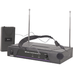 VHF wireless neckband mic system - 173.8MHz by QTX, Part Number 171.836UK