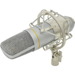 CCU2 USB studio condenser microphone by Citronic, Part Number 173.626UK