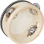 "Headed Tambourine 10cm (4"") by Chord, Part Number 173.721UK"