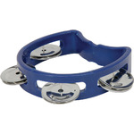 Mini D tambourine - dark Blue by Chord, Part Number 173.775UK