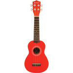CU21-RD Ukulele - Red by Chord, Part Number 174.512UK