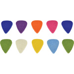 Assorted Felt Plectrums x 10 by Chord, Part Number 174.930UK