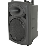 QR10K active moulded speaker cabinet - 200Wmax by QTX, Part Number 178.311UK