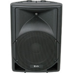 QS15A Active moulded speaker cabinet, 15in, 350W by QTX, Part Number 178.569UK