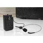 Headset for Busker, Quest & PAL - 174.1MHz by QTX, Part Number 178.871UK
