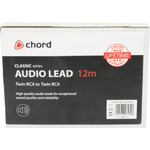 Classic 2RCA-2RCA 12.0m by Chord, Part Number 190.056UK