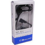 Midland MA30-L Earphone Mic by midland, Part Number 270.511UK