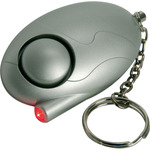 Personal attack alarm With LED by Mercury, Part Number 350.048UK