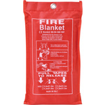 Large Fire Blanket 1m by Mercurytrade, Part Number 350.140UK