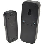 Wireless Waterproof Doorbell Black by Mercury, Part Number 350.296UK