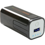 Emergency Battery Powered USB Charger by Mercury, Part Number 421.770UK