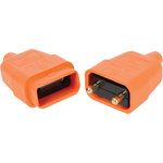MSB48OR Rubber 2Pin 10A Orange by Mercury, Part Number 429.304UK