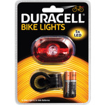 Duracell Rear LED Bike Light by Duracell, Part Number 460.127UK
