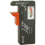 Universal battery tester by Mercury, Part Number 600.098UK
