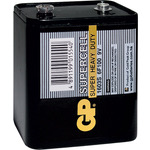 GP Powercell Battery, GP1603S (PP9), 9V, 63.0x52.0x81.0mm, 1pc/pack by GP Battery, Part Number 656.044UK