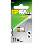 11A Battery single pack by GP Battery, Part Number 656.304UK