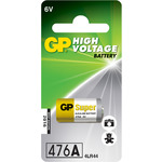 6V alkaline photocell type 4LR44 by GP Battery, Part Number 656.306UK