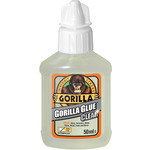 Gorilla Glue Clear 50ml by gorilla, Part Number 701.255UK