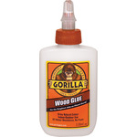 Gorilla Wood Glue 118ml by gorilla, Part Number 701.260UK