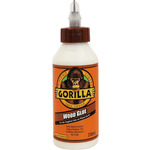 Gorilla Wood Glue 236ml by gorilla, Part Number 701.261UK