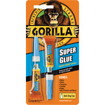 Gorilla Super Glue 2x3gm by gorilla, Part Number 701.265UK