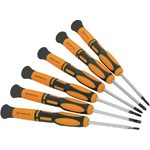 6pcs Precision Screwdriver Set by Mercury, Part Number 710.213UK