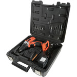 18V Cordless Combi Drill Set by Mercury, Part Number 710.280UK