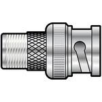 Adaptor BNC plug to F socket by avlink, Part Number 773.773UK
